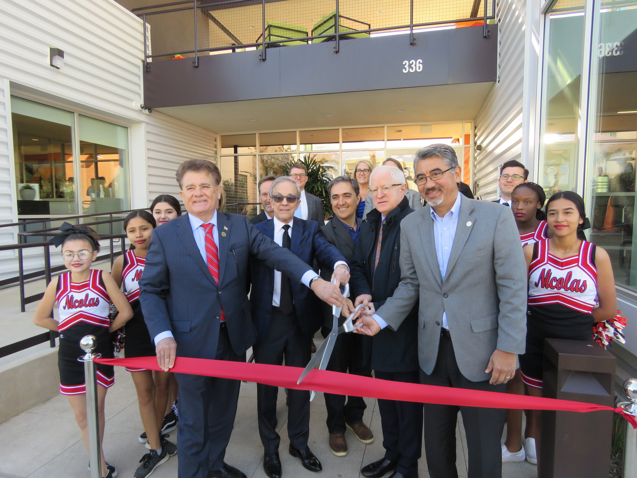 Ribbon Cutting For Affordable Housing Downtown - Fullerton ...