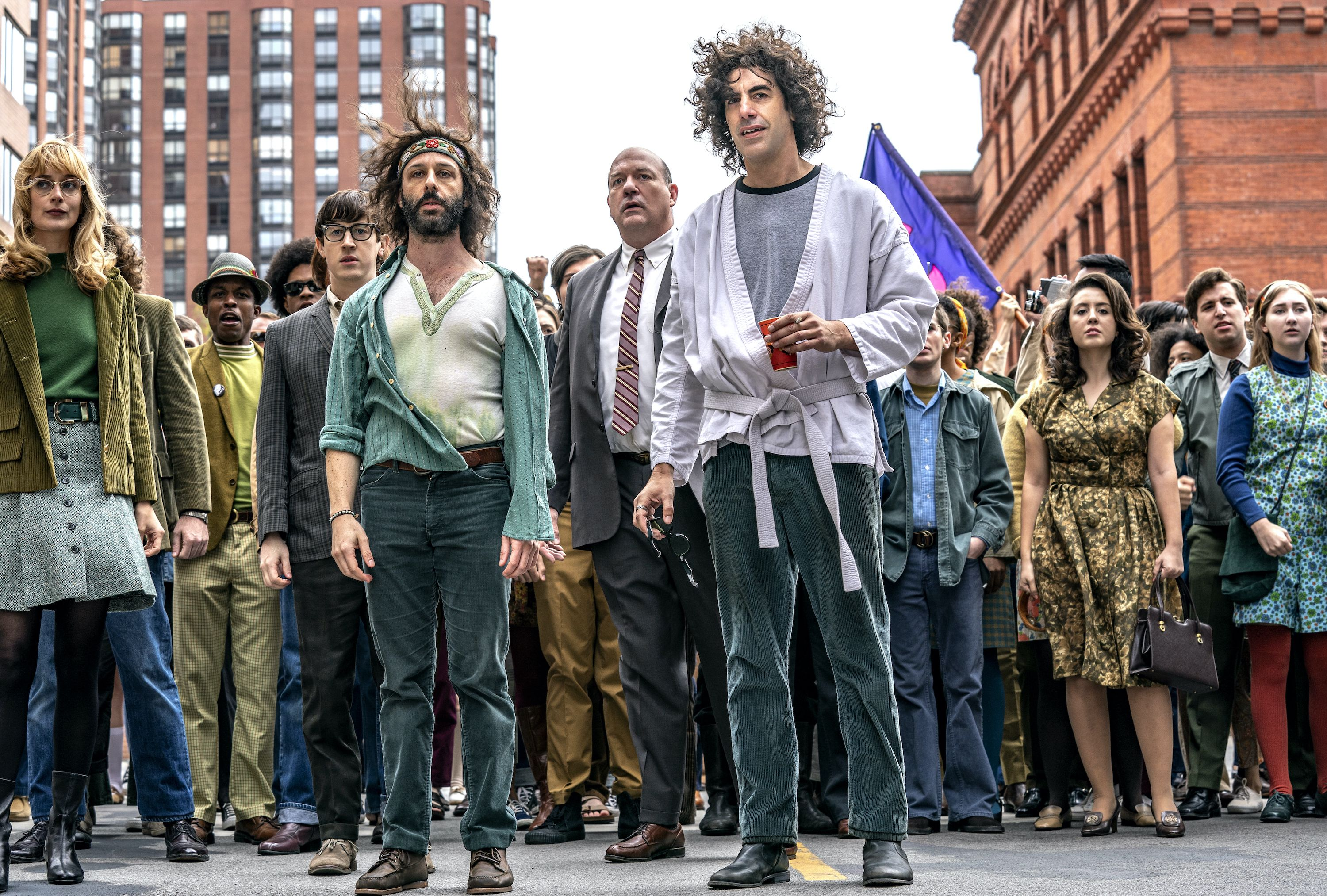 """Film Review: """"The Trial of the Chicago 7"""" Gets Two Hits - Fullerton Observer"""