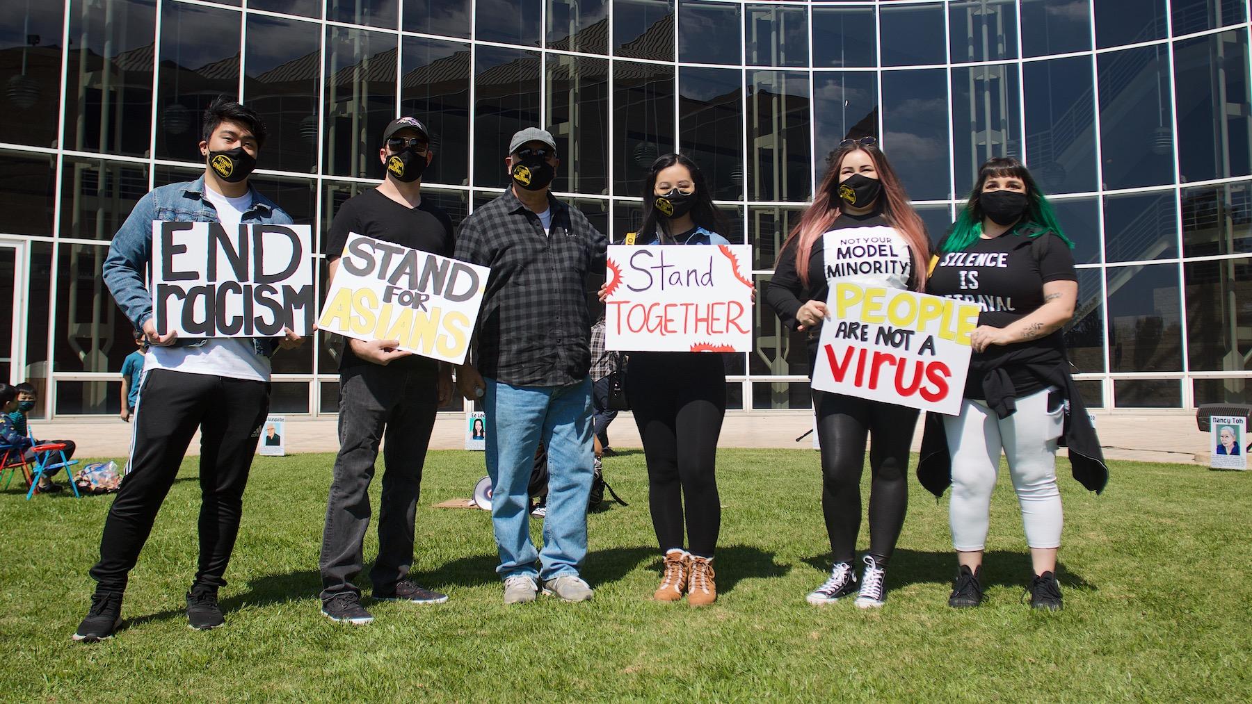 fullertonobserver.com: Rise in Hate Incidents Against Asian Americans Sparks Calls for Solidarity